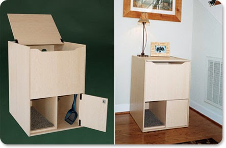 wp cat litter hide the litter box new product