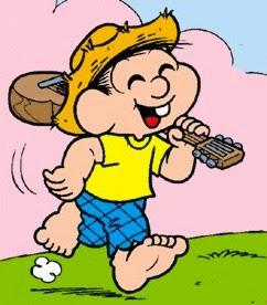 http://www.vagalume.com.br/turma-da-monica/chico-bento.html