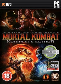 Mortal Kombat Komplete Edition-FLT For Pc Terbaru 2016