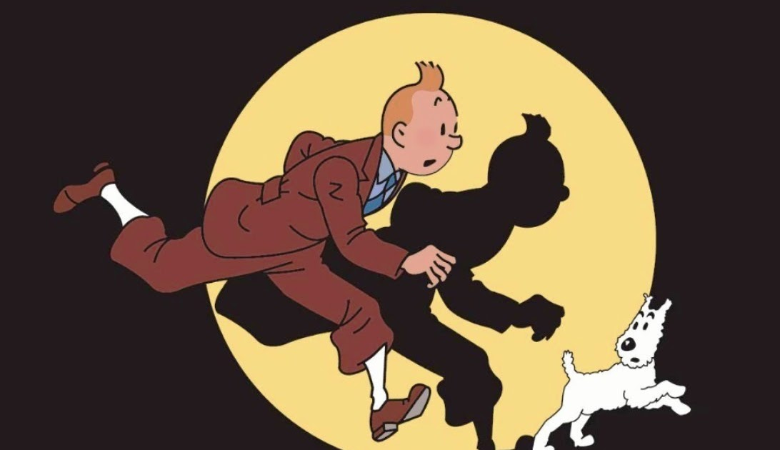 tintin and snowy wallpaper - photo #8