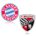 FC Bayern München - FC Ingolstadt