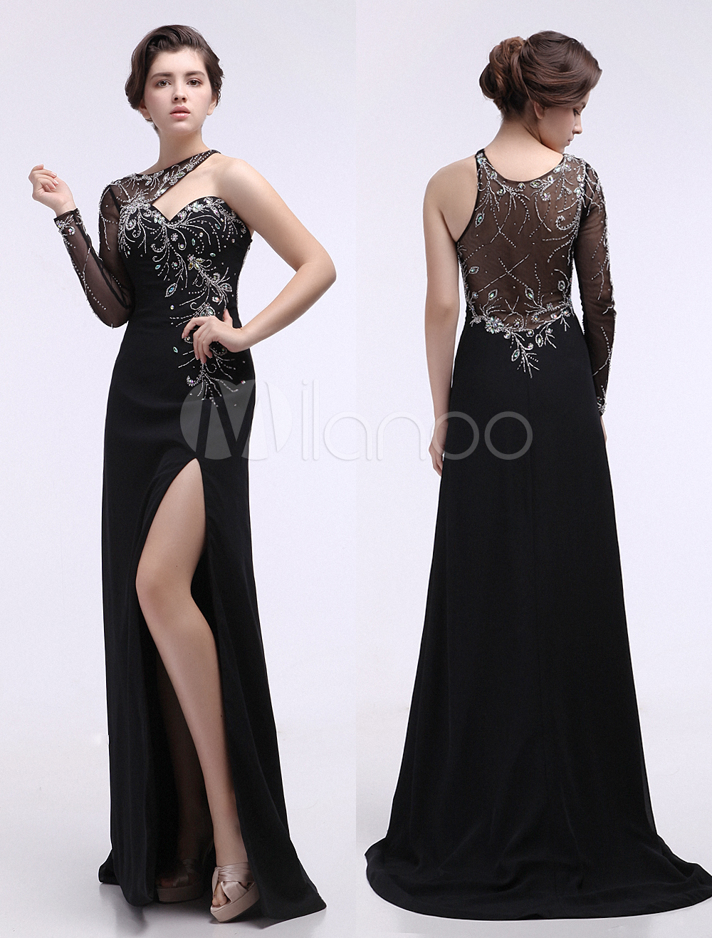 Prom dress from spring 2014 collection