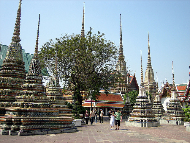 watpho bangkok,thailand temple