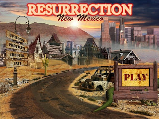 Resurrection, New Mexico [Beta]