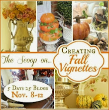 Creating Fall Vignettes