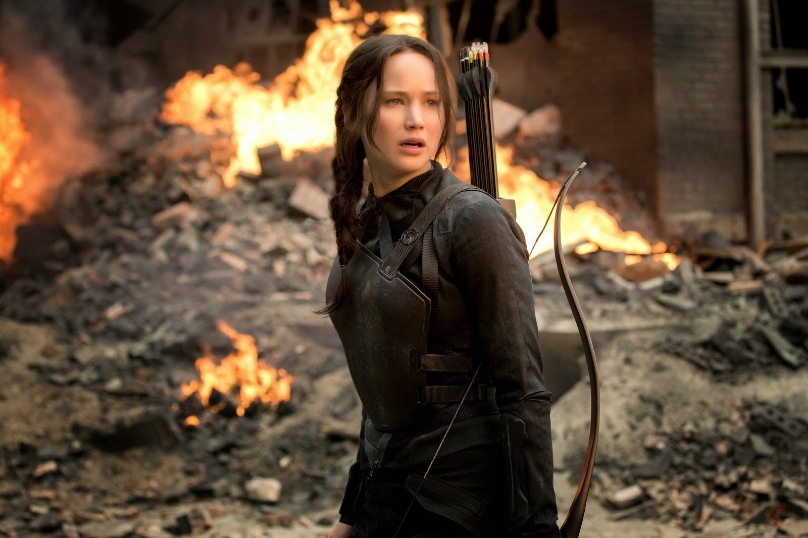 AUDIO: Listen to Jennifer Lawrence sing 'The Hanging Tree' from 'The Hunger Games: Mockingjay Part 1' Score (SPOILER!)