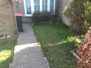 Garden makeover and renovation in Crawley