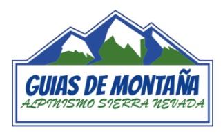 GUIAS DE SIERRA NEVADA