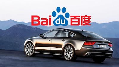 Baidu الصينية تتعاون مع عمالقة صناعة السيارات في العالم