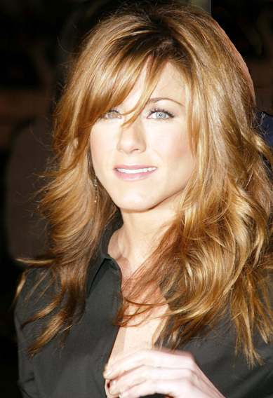 Side Swept Bangs Hairstyles   Celebrity Hairstyle Ideas For Girls