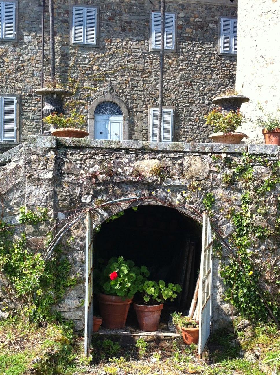 Cortili e giardini aperti in Toscana 25 maggio 2014 per la Giornata ...