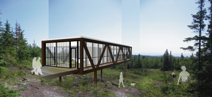 a skyway being sold for a house.