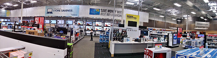 Best Buy Showroom #OneBuyForAll #shop #cbias