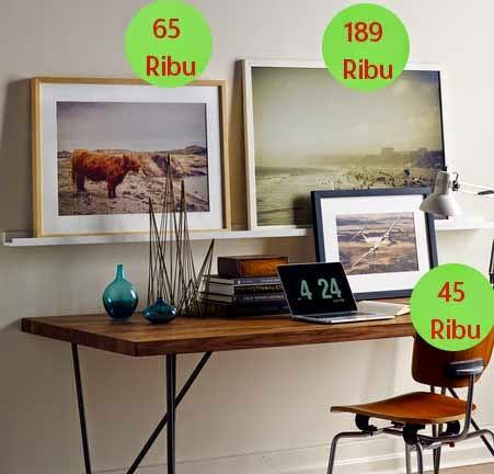 Memilih Bingkai Foto Minimalis Untuk Hiasan Rumah