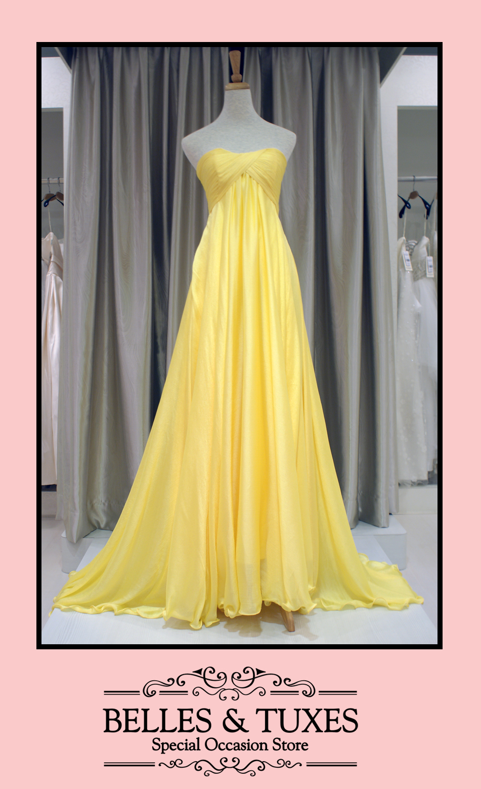 Belles & Tuxes - Wedding & Special Occasion Store: Evening Dress ...