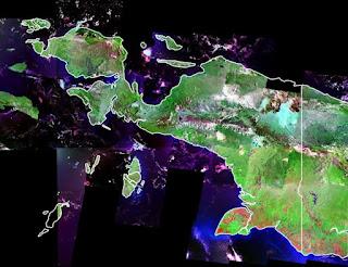 Lirik Lagu Rohani Trio Ambisi Tanah Papua