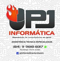 PARELHAS AGORA CONTA COM A PJ INFORMÁTICA