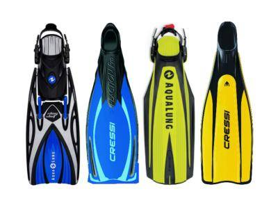 How To Choose The Right Dive Fins