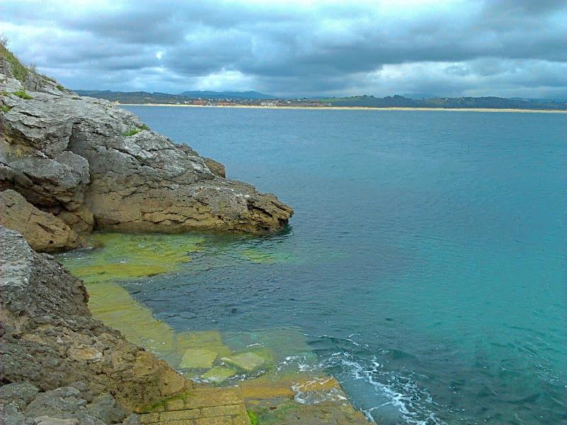 Embarcadero Real en la Peninsula de la Magdalena