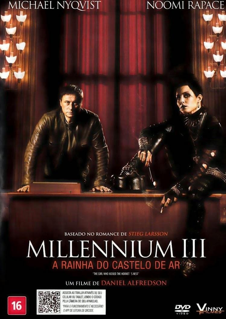 Millennium 3: A Rainha do Castelo de Ar – Dublado (2009)