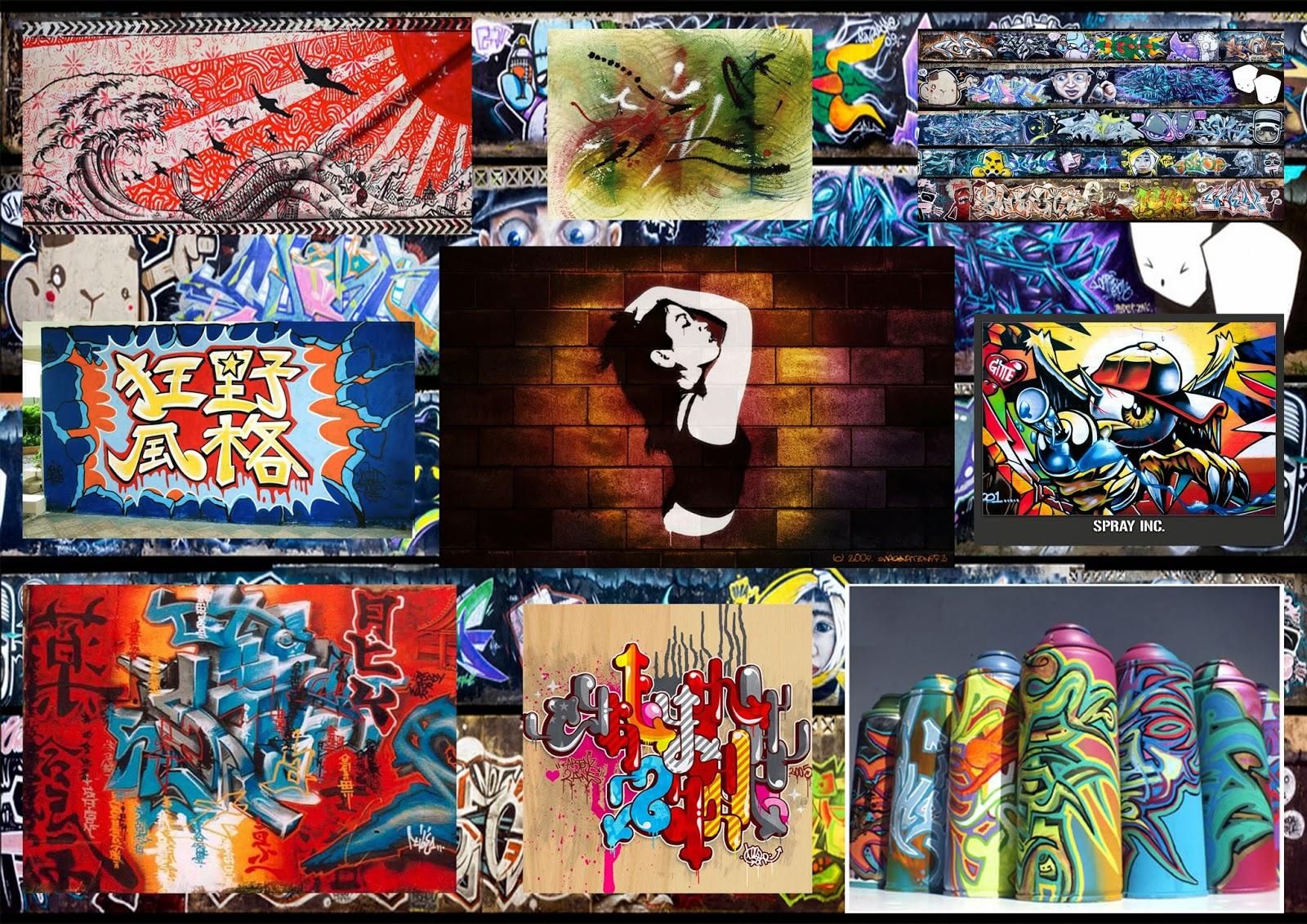 Asian Graffiti 9
