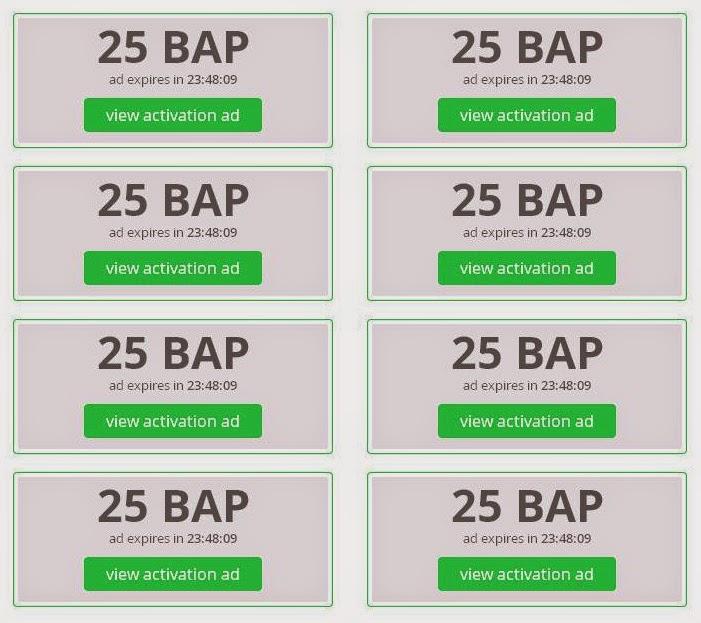 BAP - Paidverts