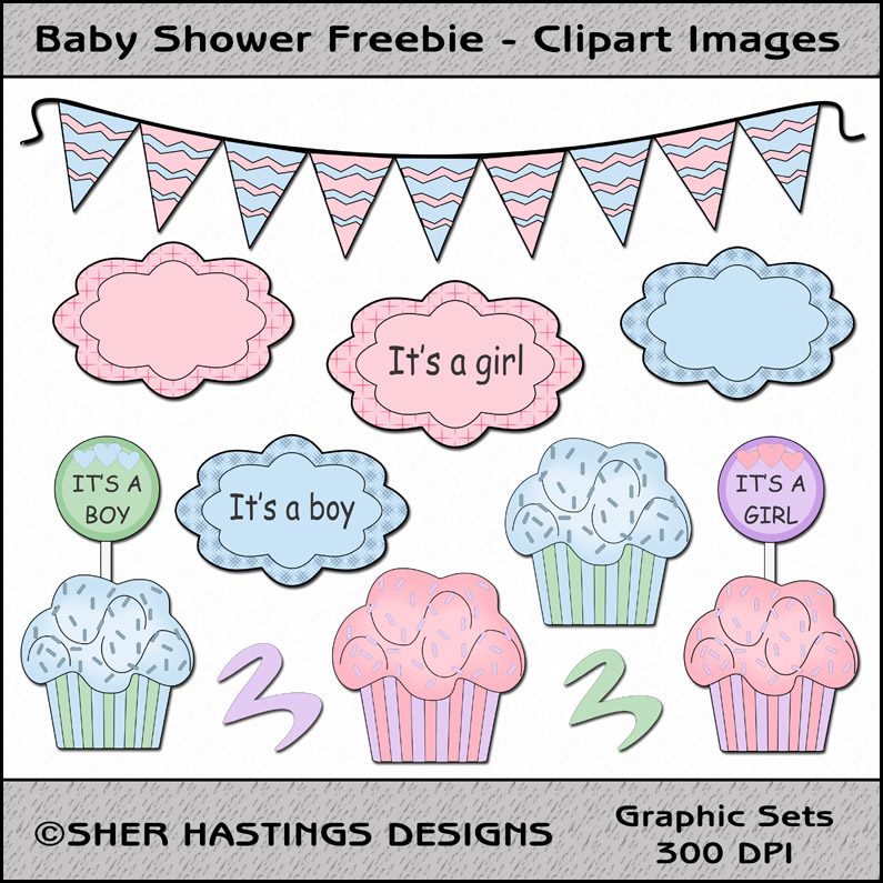 sher 39 s creative space free baby shower clipart