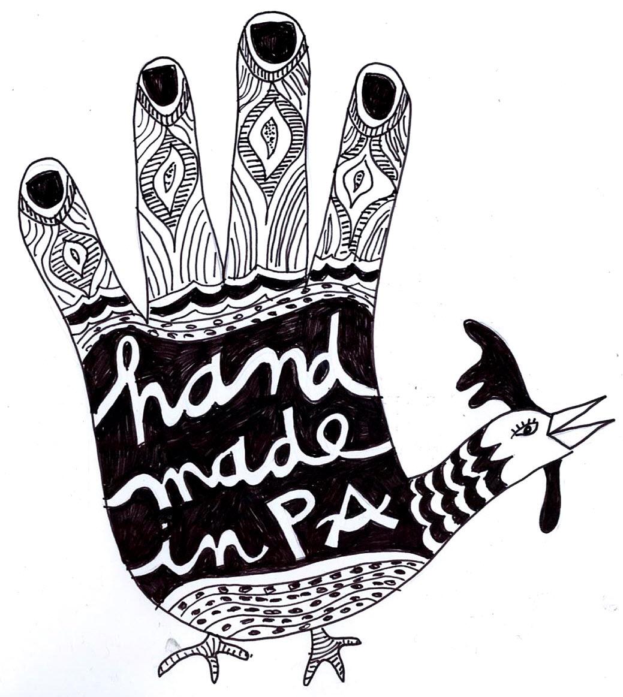 artist victoria o u0027neill hand turkey