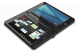 Spesifikasi dan Harga Toshiba Libretto W100 1001U