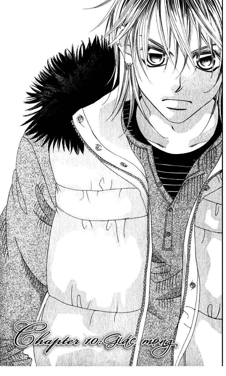 Boku no Hatsukoi wo Kimi ni Sasagu: Chapter 10