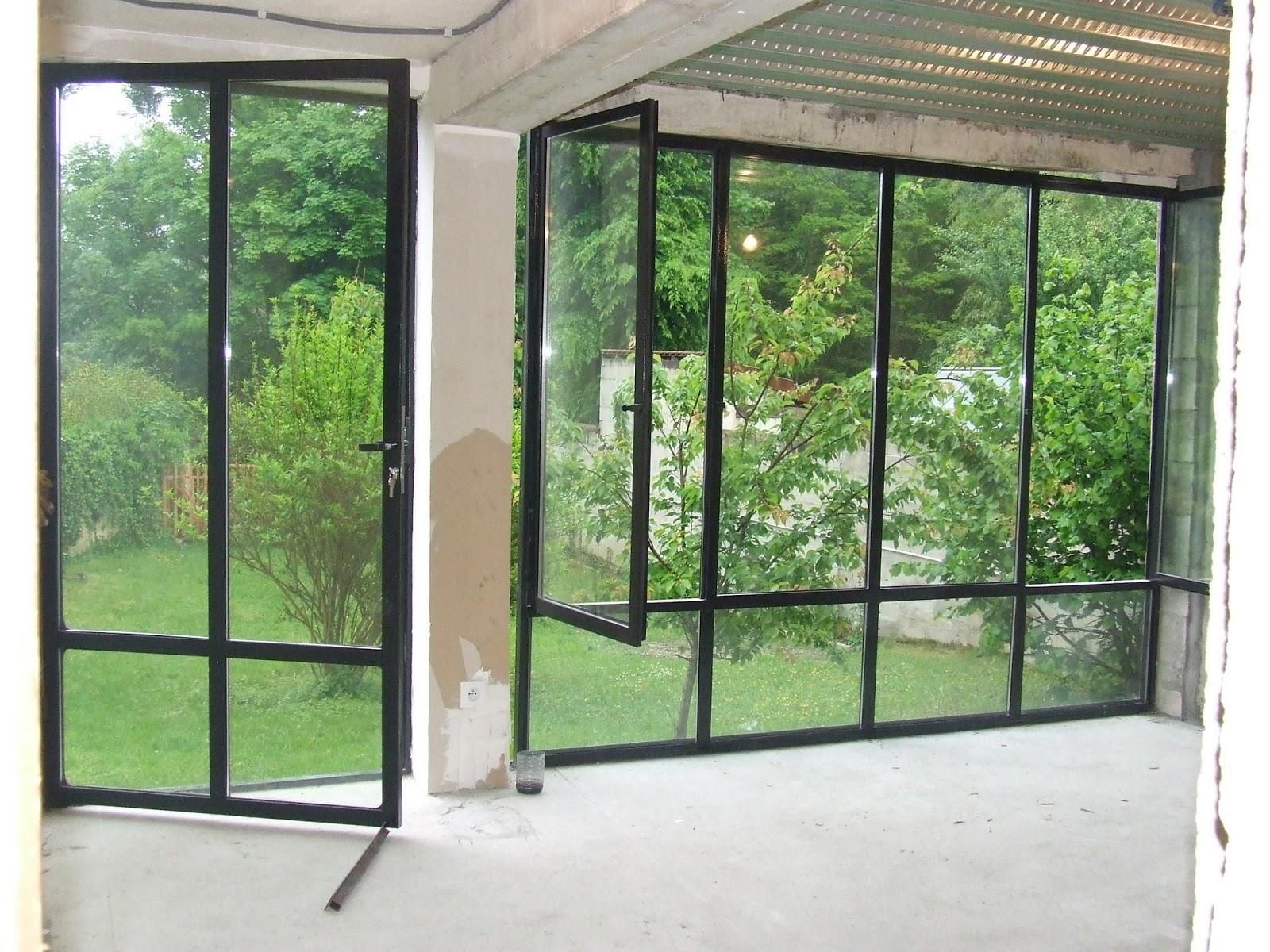 baies vitr es brunoy 91 ferronnerie le fur. Black Bedroom Furniture Sets. Home Design Ideas