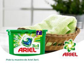 muestras ariel