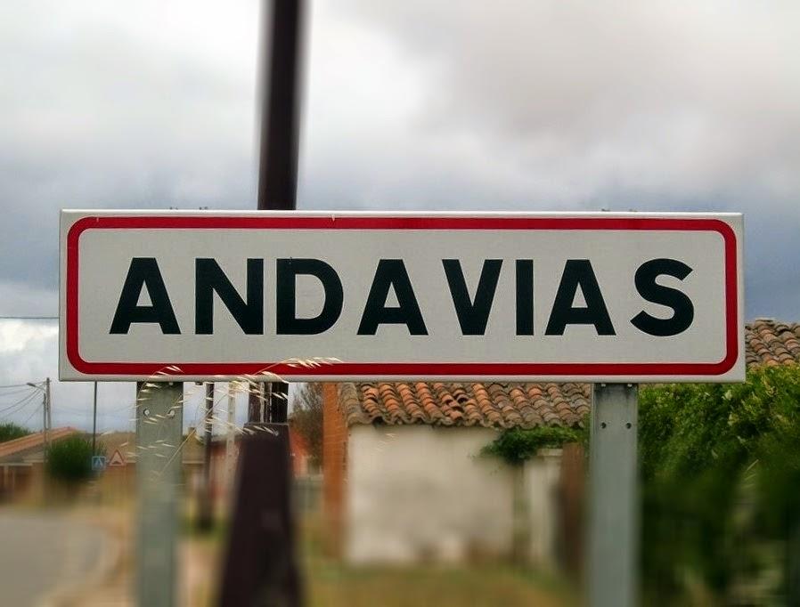 Andavías