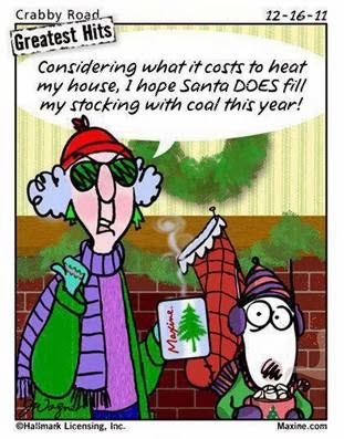 Pictures, jokes, and other stuff: Maxine Christmas cartoons - funny ...