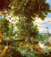 William P Lazarus The Real Garden Of Eden