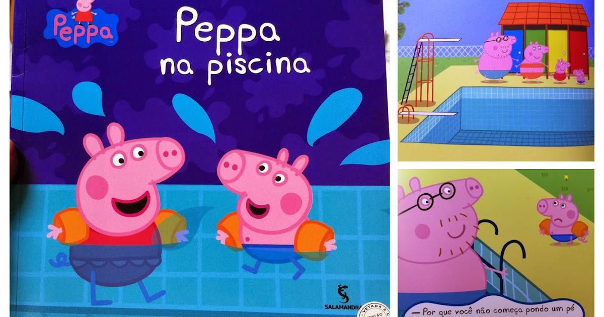 Peppa na piscina kids indoors - Peppa pig piscina ...