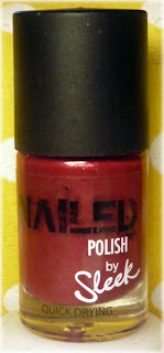Nailed Polish By Sleek