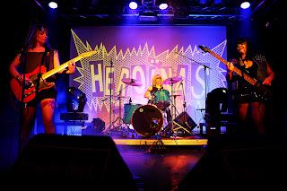 heroïnas Dona'm Rock 2013