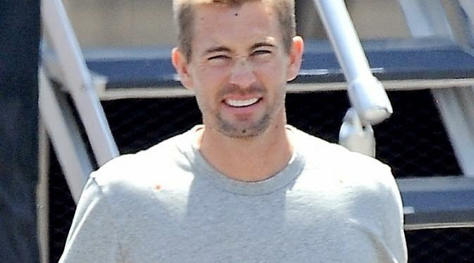 Aksi Cody Walker di Film Fast & Furious 7