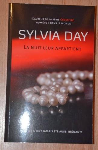 Sylvia Day - La nuit leur appartient T01