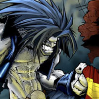 The Top 50 Animated Characters Ever: 18. Lobo
