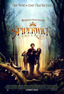 Watch The Spiderwick Chronicles 2008 BRRip Hollywood Movie Online | The Spiderwick Chronicles 2008 Hollywood Movie Poster