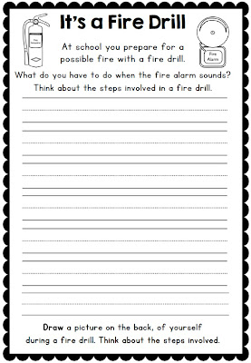 Worksheets Free Fire Safety Worksheets fire safety week with sparky the dog printables for grades worksheets 1 2