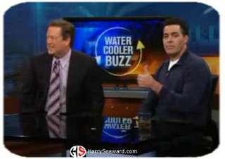 Adam Carolla, KTLA News, Water Cooler Buzz