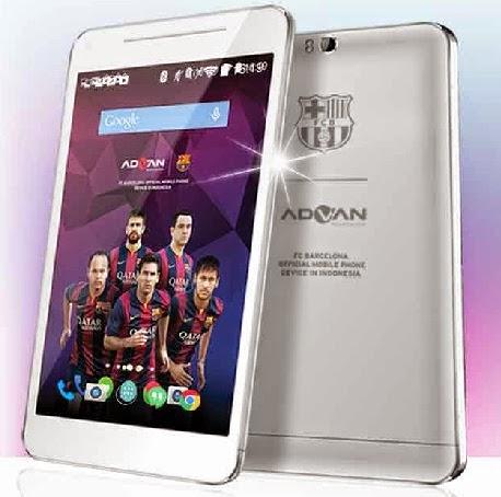 Harga Tablet Terbaru Advan Barca Tab 7 T1X