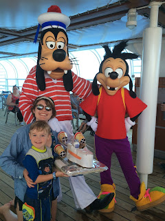 DCL Disney Cruise Line