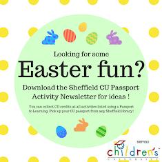 Easter Passport Activity Newsletter