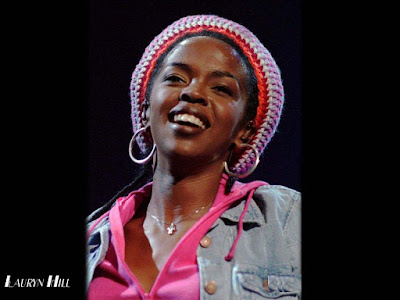 American Film Actress Lauryn Hill HD Images