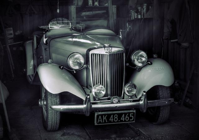 vintage car pictures