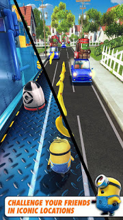 Download Game Android Despicable Me: Minion Rush